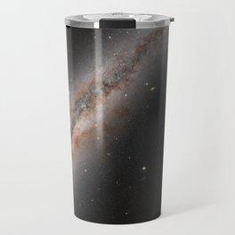 Spiral Galaxy NGC 891 Travel Mug