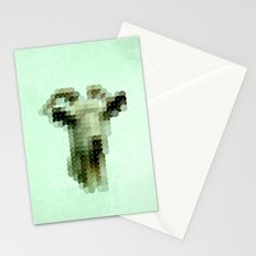 The Goat That Stares at Men Stationery Cards