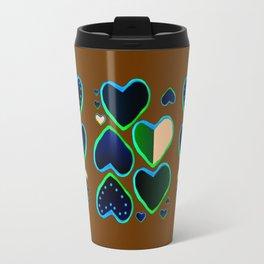 Heart of greenery Travel Mug