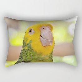 You Know I Am Cute Rectangular Pillow