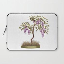 Wisteria . Tree . Laptop Sleeve