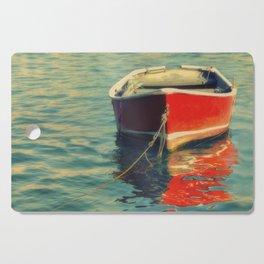 Red Boat Cutting Board
