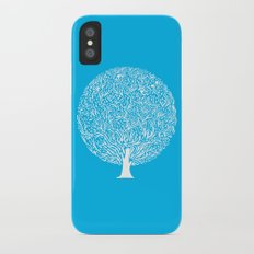 Blue Tree Slim Case iPhone X