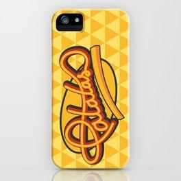 Patatas iPhone Case