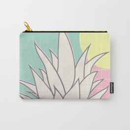 Memphis Pineapple Top Carry-All Pouch