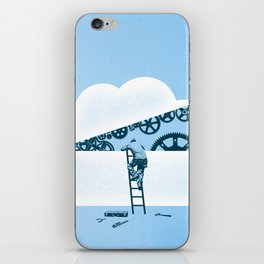 Tune Up iPhone Skin