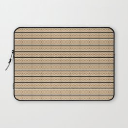 Designer Fashion Bags Abstract Laptop Sleeve
