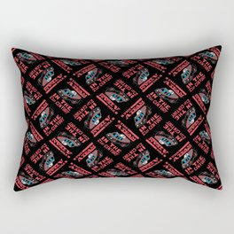 THE A-TEAM IN THE 21st CENTURY Rectangular Pillow
