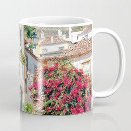 Portugal, Obidos (RR 182) Analog 6x6 odak Ektar 100 Coffee Mug