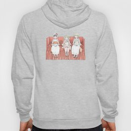Children on Couch Hoody