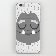 Sleeping Jeti iPhone & iPod Skin