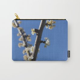 Fruit Blossoms II Carry-All Pouch