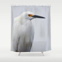 Model of Beauty Shower Curtain