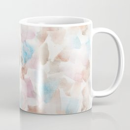 180713 Soft Pastel Watercolour Coffee Mug