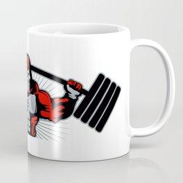 Strong monkey athlete Coffee Mug