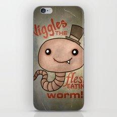 wiggles iPhone & iPod Skin