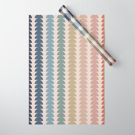 Maude Pattern- Vintage Multicolor Wrapping Paper