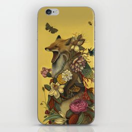 Fox Confessor iPhone Skin
