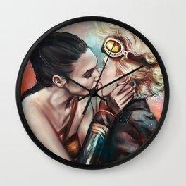 WonderHoltz Wall Clock