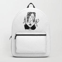 good/evil Backpack