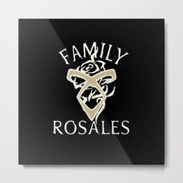 family rosales Metal Print
