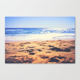 First Day of Summer Canvas Print