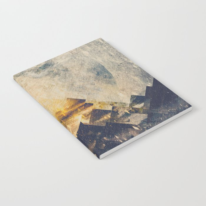 One mountain at a time Notebook