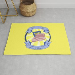 The Spam of Enlightenment Rug