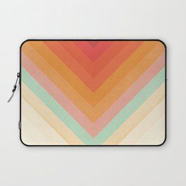 Rainbow Chevrons Laptop Sleeve