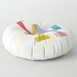 LA Floor Pillow