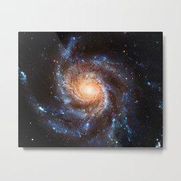 Star Disk M101 Metal Print