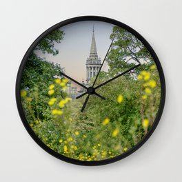 Lincoln College Library Oxford  Wall Clock