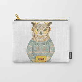 Feathers & Tunes Carry-All Pouch