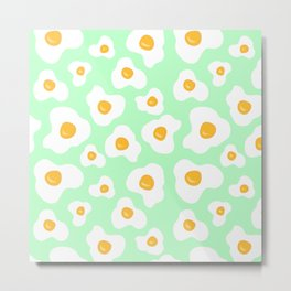 eggs #1 Metal Print