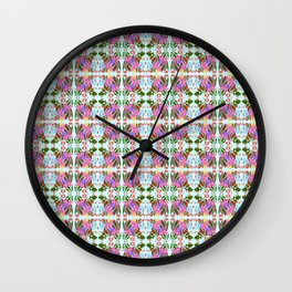 zakiaz fish abstract Wall Clock