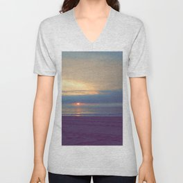 Sweet Sunrise Pt. 2 Unisex V-Neck
