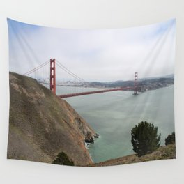 An Amazing View Wall Tapestry