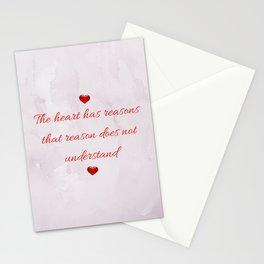 Saint Valentine's Day Stationery Cards