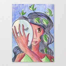 Maenad Canvas Print