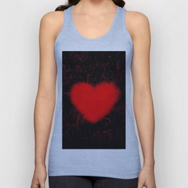 Handle with care Unisex Tank Top