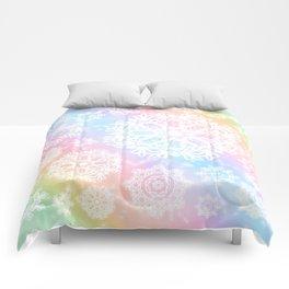 Aurora Frost Comforters