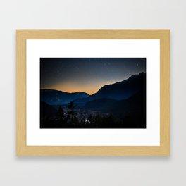 Starry Starry Night Framed Art Print