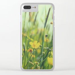 SUMMERTIME vol.2 Clear iPhone Case
