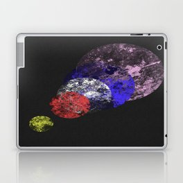 Aligned Universe - Space Abstract Laptop & iPad Skin