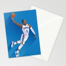 Russ Westbrookk Stationery Cards