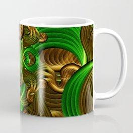 Jungle Roots Temple Coffee Mug
