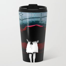 Heaven Is Perfect For Hell Metal Travel Mug