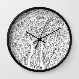 mountain L1 Wall Clock