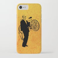 murray iPhone & iPod Cases featuring Bill Murray by Spyck