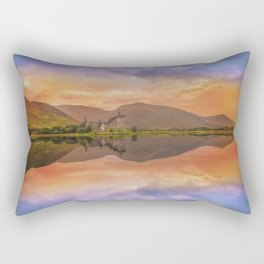 Castle View Rectangular Pillow